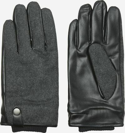 JACK & JONES Vingerhandschoenen in de kleur Grijs, Productweergave