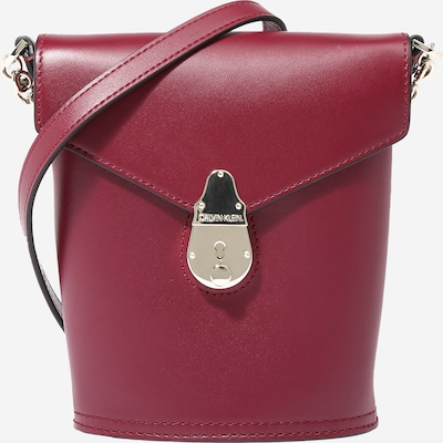 Calvin Klein Torba za čez ramo | vinsko rdeča barva, Prikaz izdelka