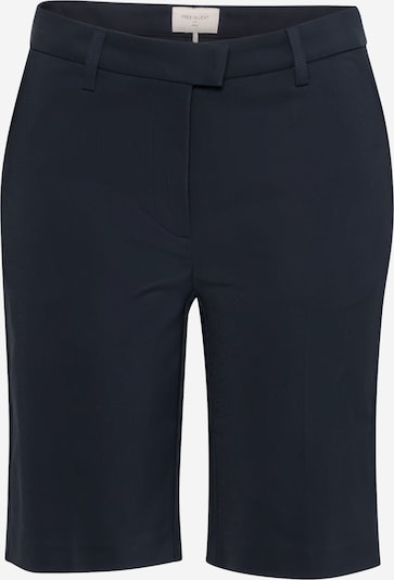 Freequent Trousers with creases 'ISABELLA' in Dark blue, Item view