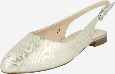 CAPRICE Дамски обувки на ток с отворена пета в злато, Преглед на продукта