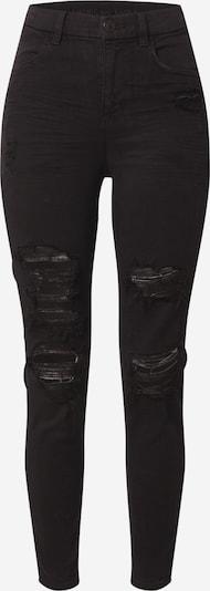 Jeans American Eagle pe negru, Vizualizare produs