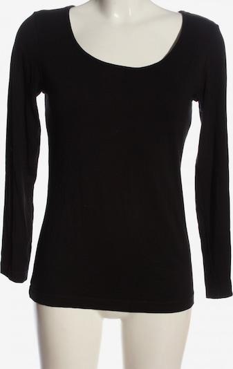 ElleNor Longsleeve in S in schwarz, Produktansicht