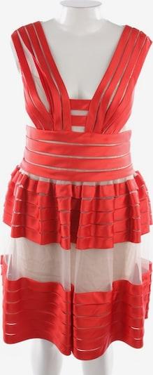 Temperly London Kleid in L in beige / rot, Produktansicht