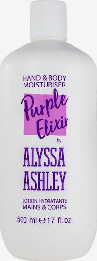 Alyssa Ashley Körperpflege 'Hand & Body Moisturiser' in weiß, Produktansicht