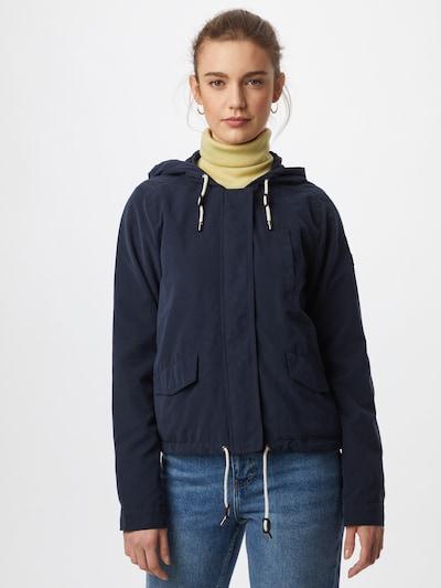 ONLY Prehodna jakna 'Skylar' | temno modra barva: Frontalni pogled