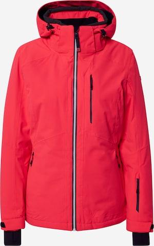 KILLTEC Αθλητικό μπουφάν σε ροζ