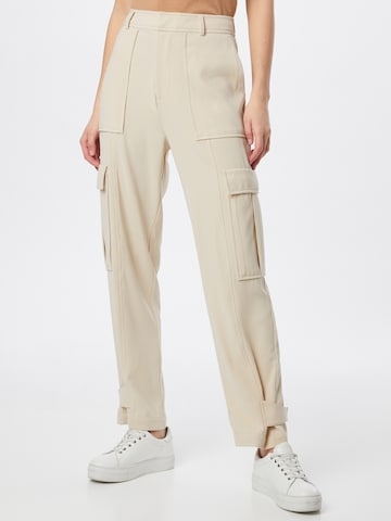 Pantalon cargo 'Citrine' Samsoe Samsoe en beige