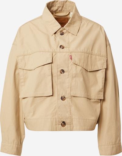 LEVI'S Jacke in beige, Produktansicht