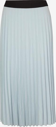 COMMA Plisseerock in blau, Produktansicht