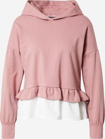 Hailys Sweatshirt in Pink