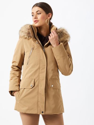 VERO MODA Zimná bunda 'Bonus' - béžová, Model/-ka