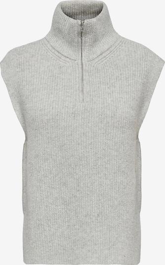 ONLY Pullover 'Tia' in grau, Produktansicht