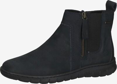 JOSEF SEIBEL Stiefelette in dunkelblau / schwarz, Produktansicht