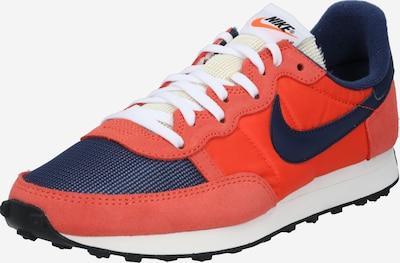 Nike Sportswear Tenisky 'Challenger' - námořnická modř / oranžově červená / bílá, Produkt