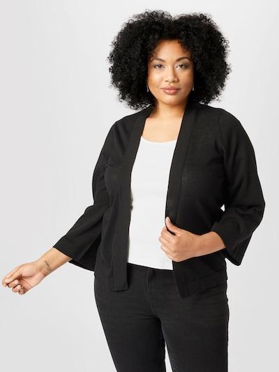 MY TRUE ME Pullover in schwarz, Modelansicht