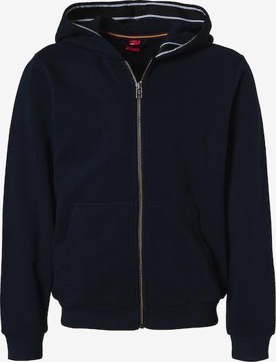 s.Oliver Hoodie in dunkelblau, Produktansicht