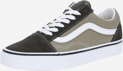 VANS Sneaker 'Old Skool' in oliv / schwarz, Produktansicht