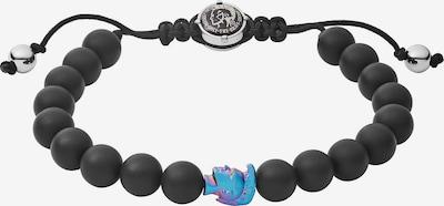 DIESEL Armband in blau / schwarz, Produktansicht