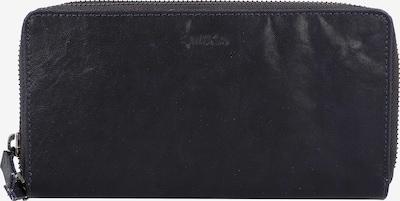 MIKA Portemonnaie in dunkelblau, Produktansicht