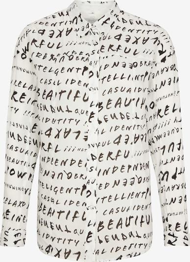 Ci comma casual identity Blusa en negro / blanco, Vista del producto
