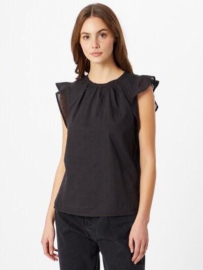 GAP Bluzka w kolorze czarnym, Podgląd na modelu(-ce)