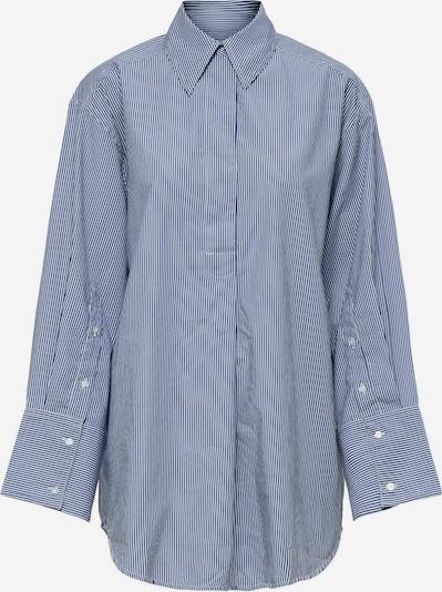 SELECTED FEMME Blouse 'Mirabella' in de kleur Blauw / Wit, Productweergave