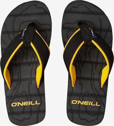 O'NEILL Sandale in gelb / grau / schwarz, Produktansicht