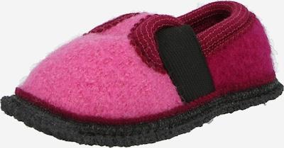 BECK Huisschoenen 'Bobby' in de kleur Rosa / Donkerroze, Productweergave