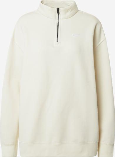 Nike Sportswear Sweatshirt in de kleur Crème, Productweergave
