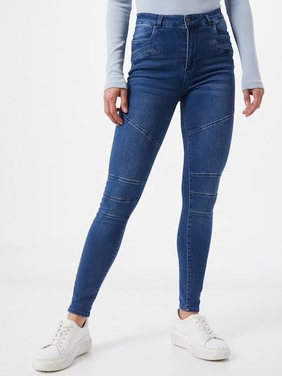 Džinsai 'Sophia' iš VERO MODA , spalva - tamsiai (džinso) mėlyna, Modelio vaizdas