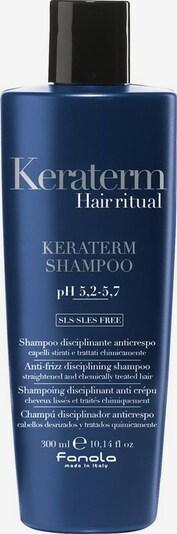 Fanola Shampoo 'Keraterm' in dunkelblau, Produktansicht
