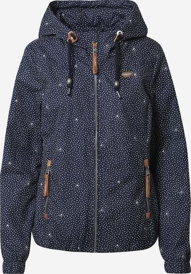 Ragwear Outdoorjacka 'Darow' i marinblå / brun / vit, Produktvy