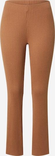 EDITED Pantalon 'Vivi' en marron, Vue avec produit