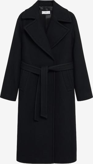 MANGO Mantel in schwarz, Produktansicht
