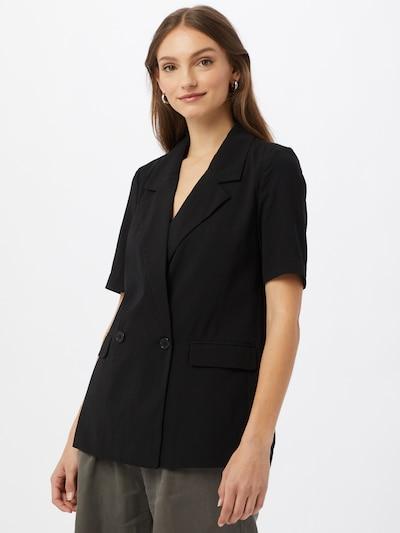 VERO MODA Blazer 'KENDRA LAJA' en negro, Vista del modelo