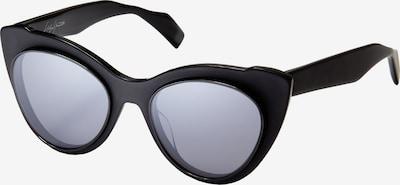 Yohji Yamamoto Eyewear Sonnenbrille 'YY7021-002' in schwarz, Produktansicht
