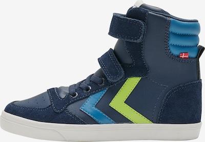 Hummel Sneakers in de kleur Blauw, Productweergave