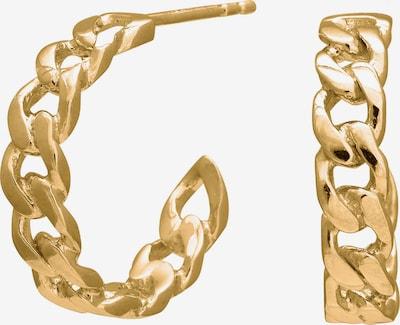 Nordahl Jewellery Boucles d'oreilles 'Panzer52' en or, Vue avec produit