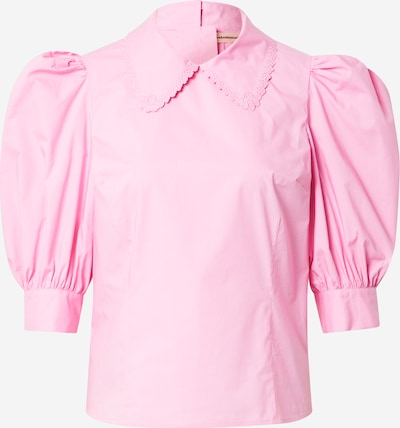 Custommade Blouse 'Dunya' in Pink, Item view