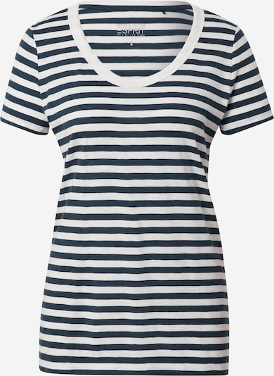 ESPRIT Shirt in Navy / White, Item view