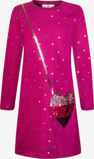 happy girls Haljina u ljubičasto crvena / miks boja, Pregled proizvoda