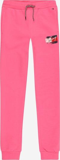 Kelnės iš TOMMY HILFIGER , spalva - tamsiai mėlyna / rožinė / raudona / balta, Prekių apžvalga