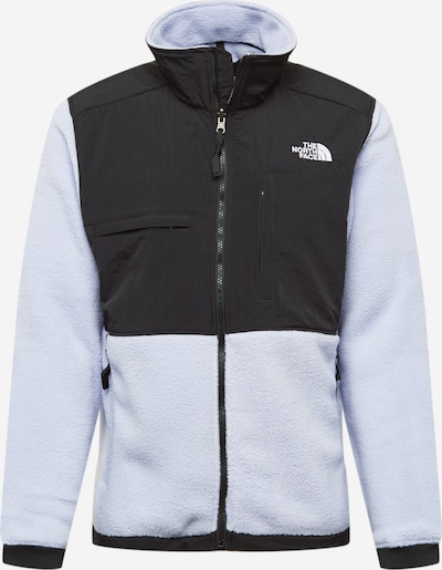THE NORTH FACE Fleecejakke i lilla / sort, Produktvisning