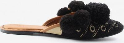 Figue Pantoffeln in 40,5 in schwarz, Produktansicht