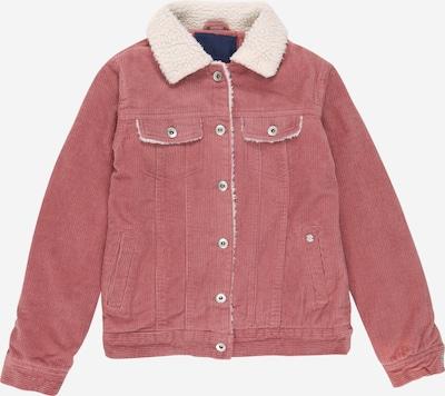 Giacca di mezza stagione STACCATO di colore rosé / bianco: Vista frontale