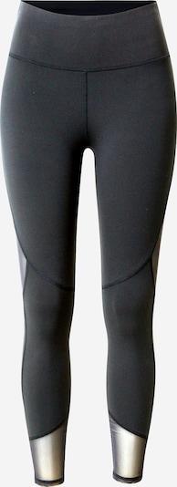 ROXY Pantalon de sport 'WHERE DO WE COME FROM' en anthracite / argent, Vue avec produit