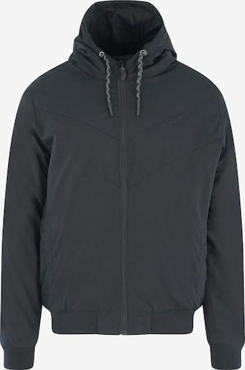 mazine Winterjas 'Duns' in de kleur Zwart, Productweergave