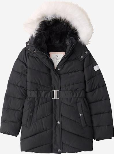 Abercrombie & Fitch Winterjas 'ADVENTURE' in de kleur Zwart, Productweergave