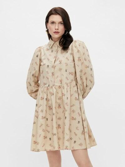 Rochie tip bluză 'Cutie' Y.A.S pe bej / galben / verde închis / portocaliu / roz, Vizualizare model