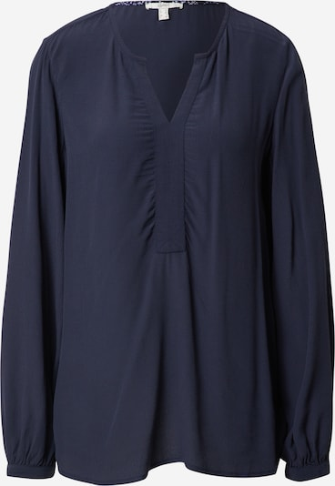 ESPRIT Blúzka 'Marocain' - námornícka modrá, Produkt